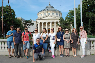 Fourth Project Meeting in Bucharest, Romania